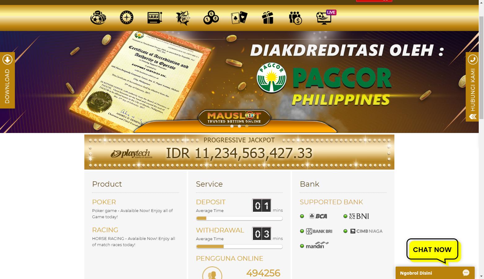 Ciri Situs Judi Slot Online Resmi Terbaik