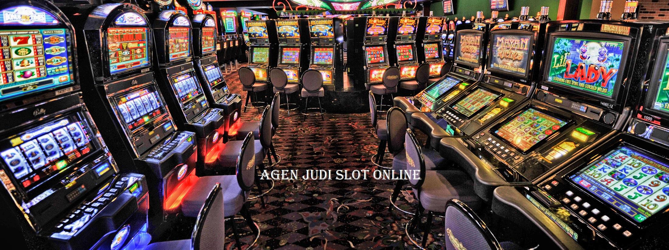 Agen Slot Online Mesin